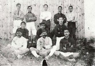 Clube Futebol Benfica - 1906