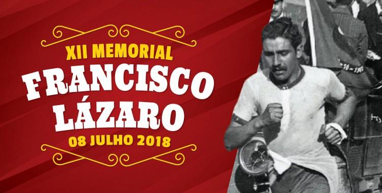 XII Memorial Francisco Lázaro